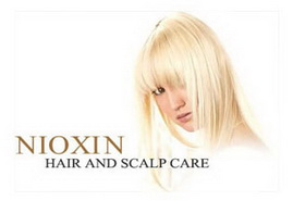 NIOXIN SCALP DERMABRASION TREATMENT